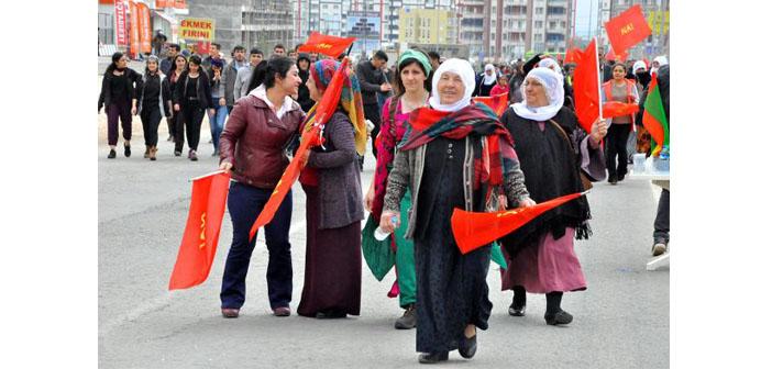 Newroz yoğun güvenlik önlemleri altında kutlanıyor