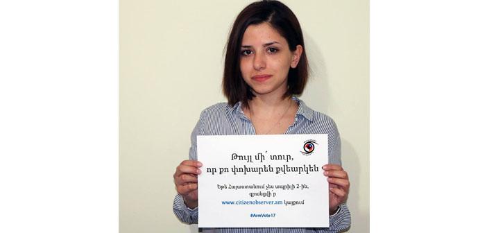 Ermenistan'da seçim heyecanı