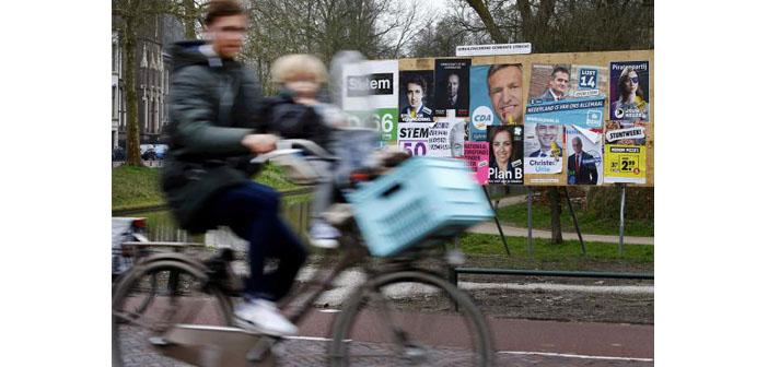 Hollanda'da seçim günü