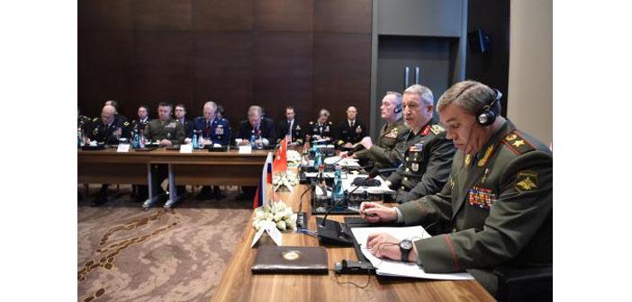 ABD, Rusya ve Türkiye'nin Suriye Zirvesi