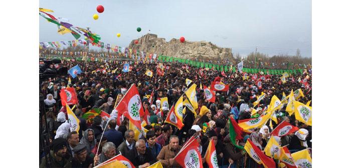 HDP Eş Genel Başkanlarından Newroz mesajı