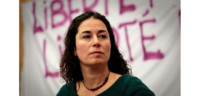 İsviçre'de ve Fransa'da Pınar Selek ayı