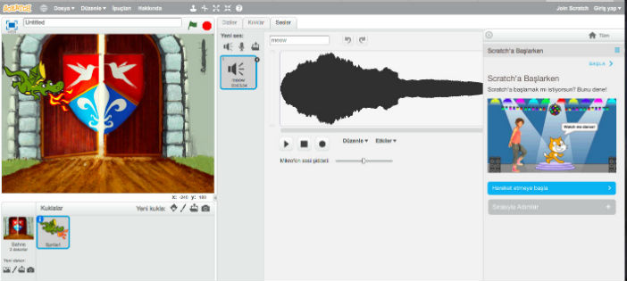 Scratch nedir, niçin kullanılır ?