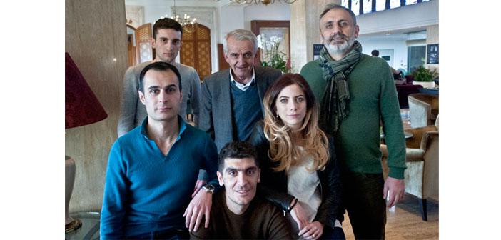 Türkiye ve Ermenistan yayıncılar buluşması