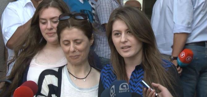 Yılmazer'in iki kızı da gözaltına alındı