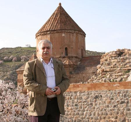 Zakarya Mildanoğlu Ahtamar açılışında.