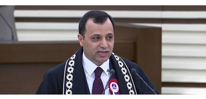 AYM Başkanı'ndan 'OHAL KHK'ları' açıklaması