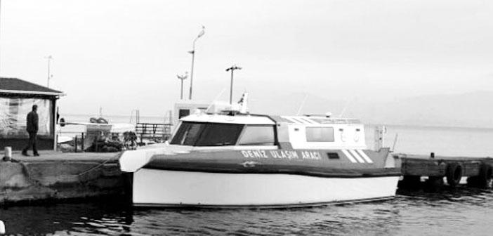 Adalar'a yeni deniz ambulansı