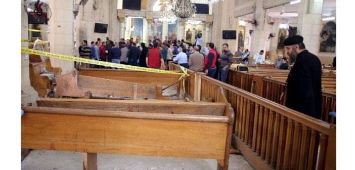 Mısır'da kilise saldırıları sonrası 3 aylık OHAL