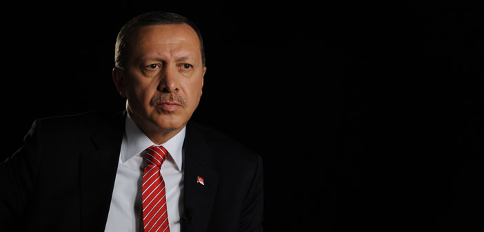 April 24 message from Erdoğan