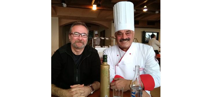 Ermenistan'ın ünlü şefinden 'mutfak'ta işbirliği çağrısı