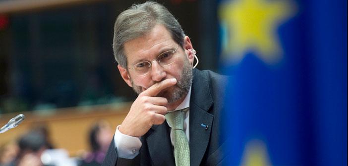 Hahn: Türkiye demokrasisi diye bir versiyon yok, sadece bir demokrasi var