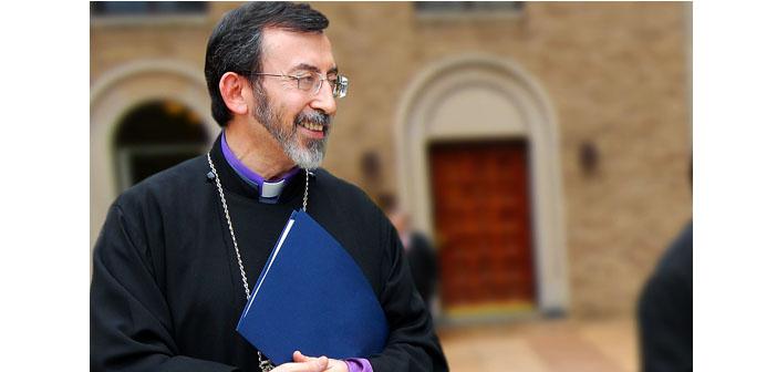 'Bulunduğumuz her ülkede değer gördük çünkü Ermeni Kilisesi olarak yargılayıcı olmadık'