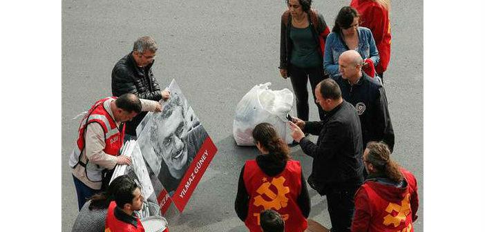 1 Mayıs: Beşiktaş ve Taksim'de polis müdahalesi