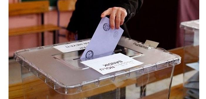 YSK'dan referendum sonuçları
