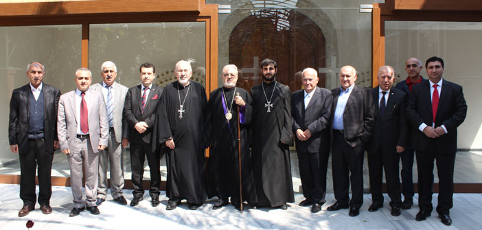 Kumkapı Kilisesi'nin kuruluş yıldönümü kutlandı