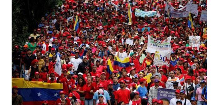 Venezuela Devlet Başkanı'ndan 'yeni meclis' hamlesi