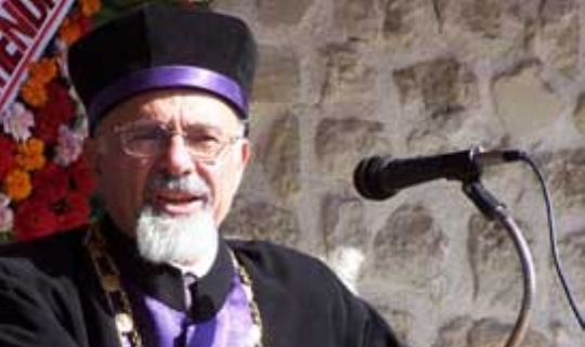 Hahambaşı seçiminde Rav İsak Haleva tek aday