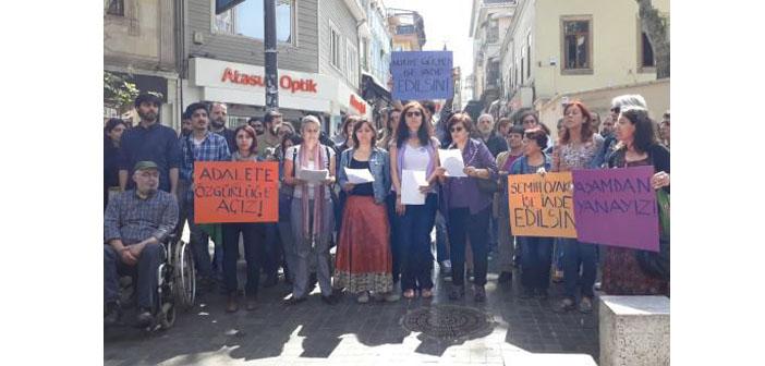 Barış Akademisyenleri'nden açlık grevi dayanışması
