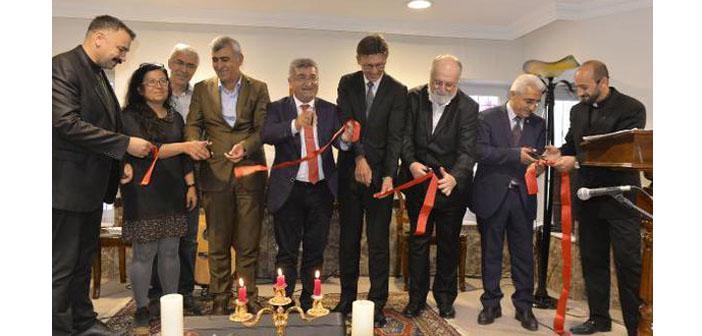 Antalya İncil Kilisesi yeni binasına taşındı