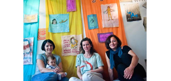 'Bize Ait Bir Oda'dan yükselen annelik ve kadınlık hikâyeleri