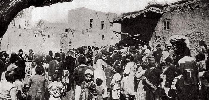 1915'te Ercişli Ermenilere ne oldu?