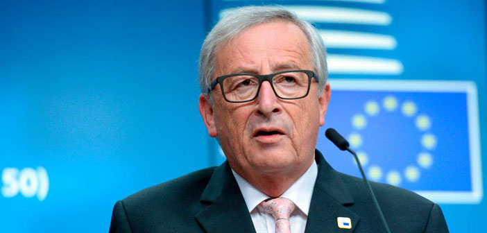 Juncker: NATO summit will be an opportunity to address our questions to Erdoğan