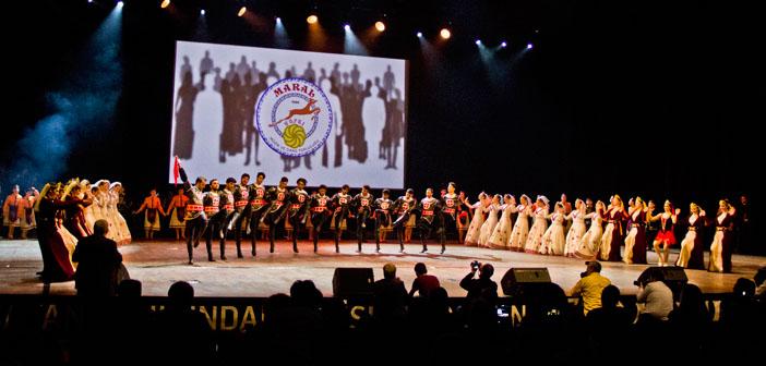 Maral'ın gösterisinde Bekçiyan'a büyük alkış