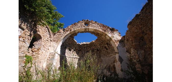 Mesudiye'nin Rum Kilisesi restore ediliyor