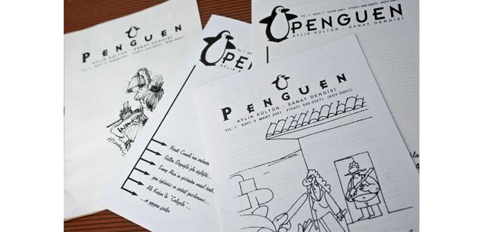 'Penguen'den önce bir 'Penguen' vardı