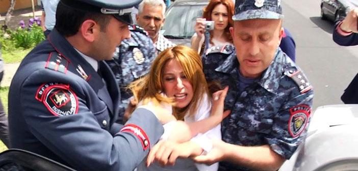 Ermenistan'da tek parti hakimiyeti