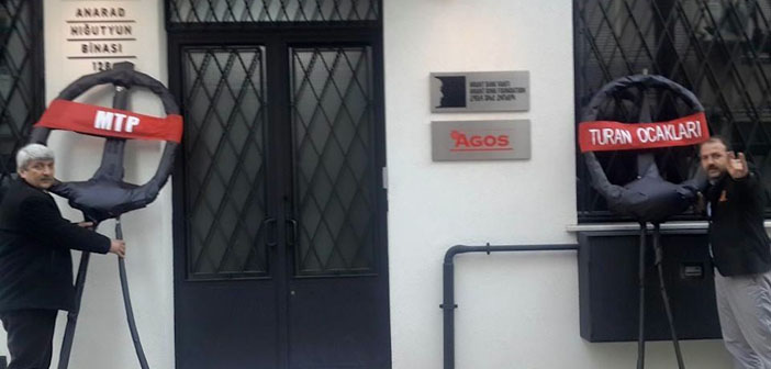 Agos'a tehdit davasında beraat kararı bozuldu
