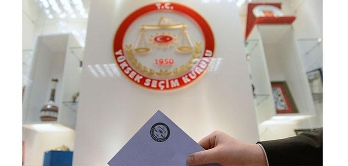 CHP'den 10 YSK üyesi hakkında suç duyurusu