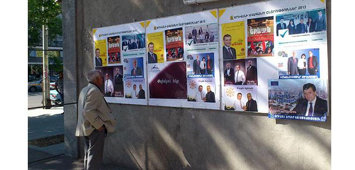 Yerevan Belediyesi Cumhuriyetçi Parti'nin
