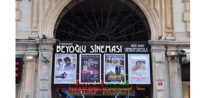 Beyoğlu Sineması Temmuz'da da açık