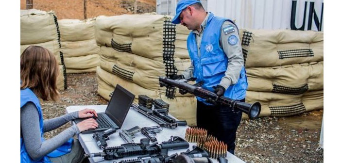BM: FARC tüm silahlarını teslim etti