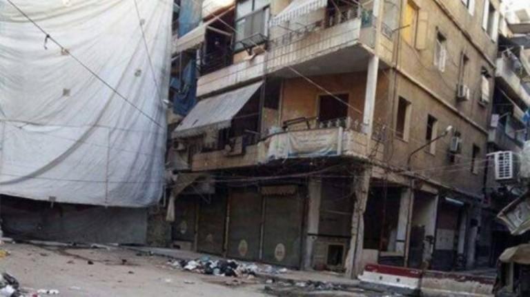 Halep, Ermeni Mahallesi