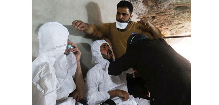 BM: İdlib'deki saldırıda sarin kullanıldı