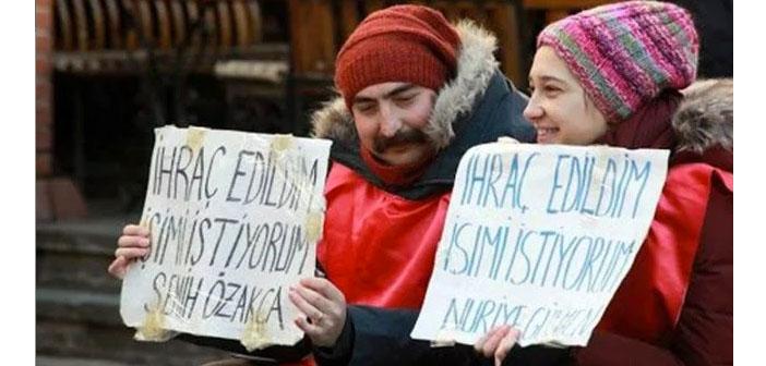 Nuriye Gülmen'den mesaj var