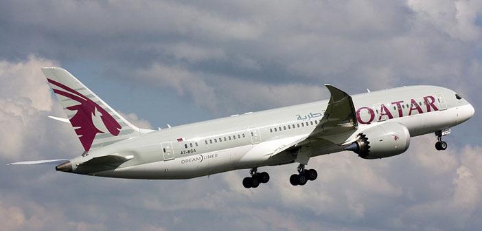 Mısır hava sahasını Katar'a kapattı