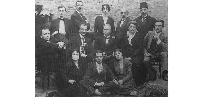 1919 Kilikyası'nda Ermeni tiyatro yaşamı