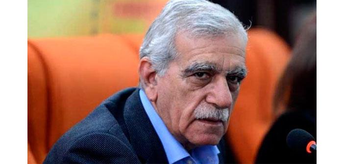 Ahmet Türk: Adalet Yürüyüşü'ne Kandıra'dan katılacağız