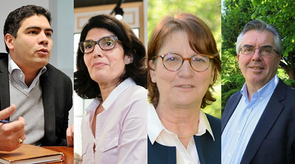 Fransa'da 4 Ermeni vekil Parlamentoda