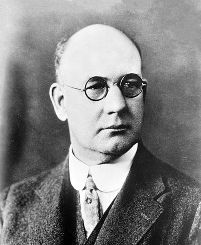 Ernest Yarrow