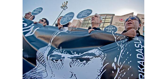 Hrant'ın Arkadaşları: Hak savunucuları operasyonuyla adaletsizlik çıtası yükseldi
