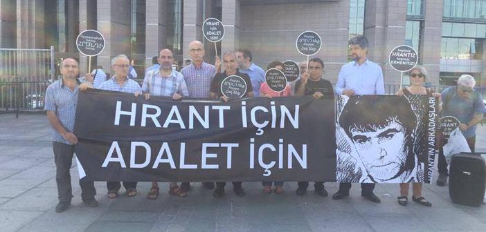 Hrant'ın Arkadaşları: Adalet talebinin yükseldiği zamanlardayız
