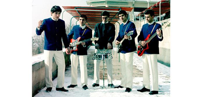 Ermenistan'ın Beatles'ını anlatan 48 yıllık kayıp film bulundu