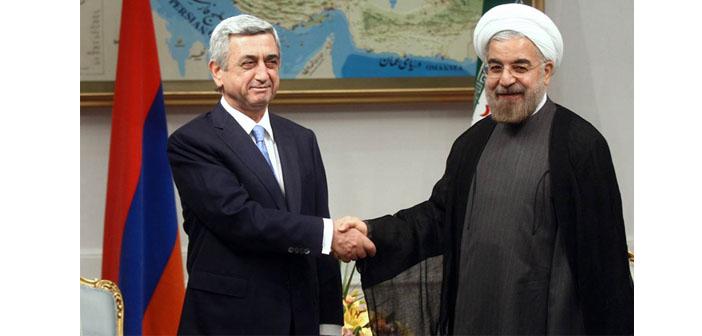 Ermenistan-İran arasında bahar havası