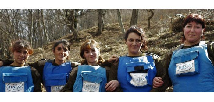 Karabağ'da mayınsız bir hayat için bağış kampanyası