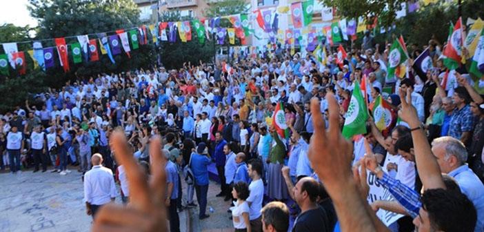 HDP'den 'Demokratik Çözüm Deklarasyonu'